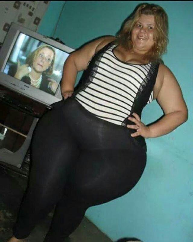 Ugly Wide Hip Women