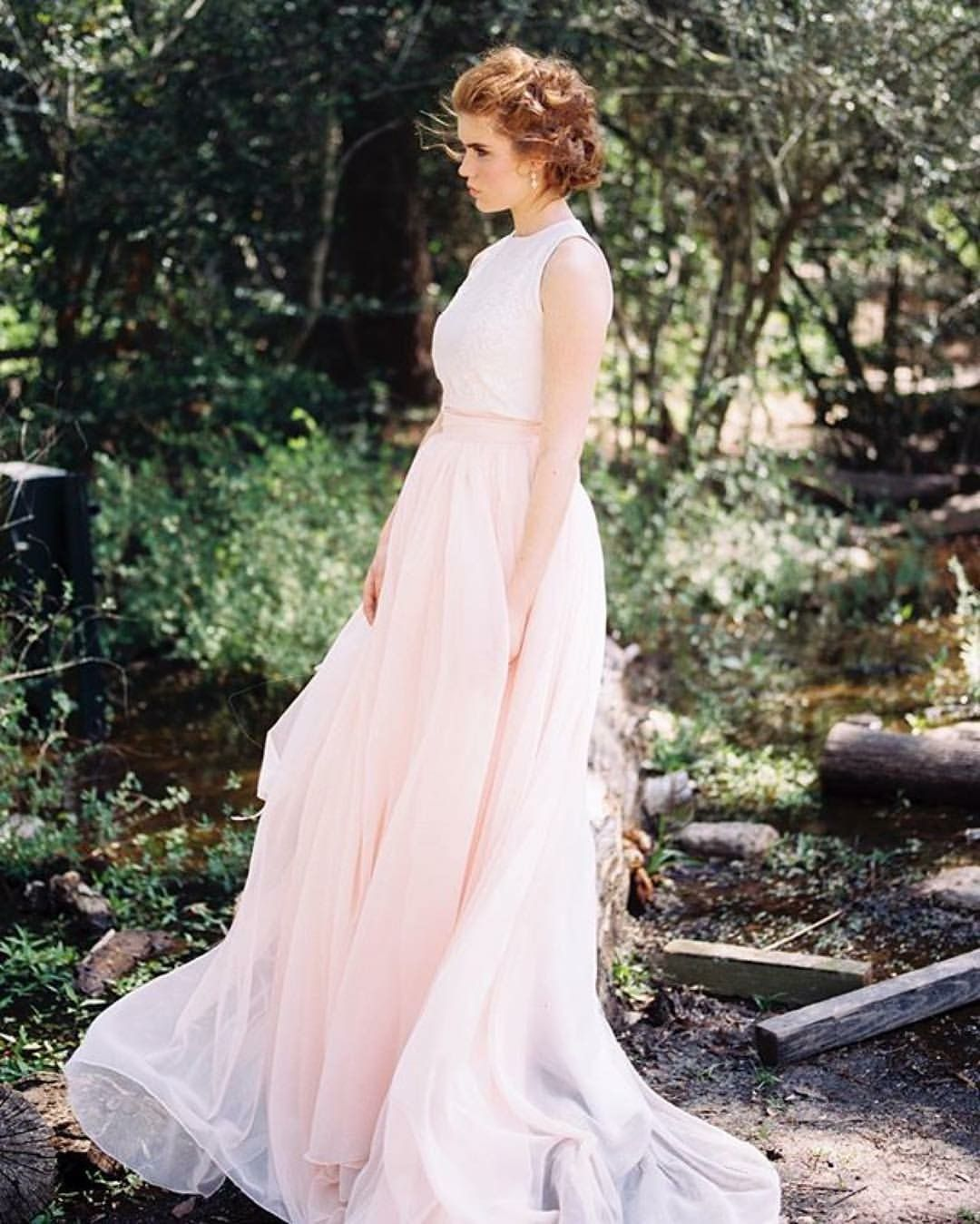 Where to Shop for Colored Wedding Dresses