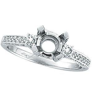 ring settings without stones shop httpwwwweddingringsetsscom