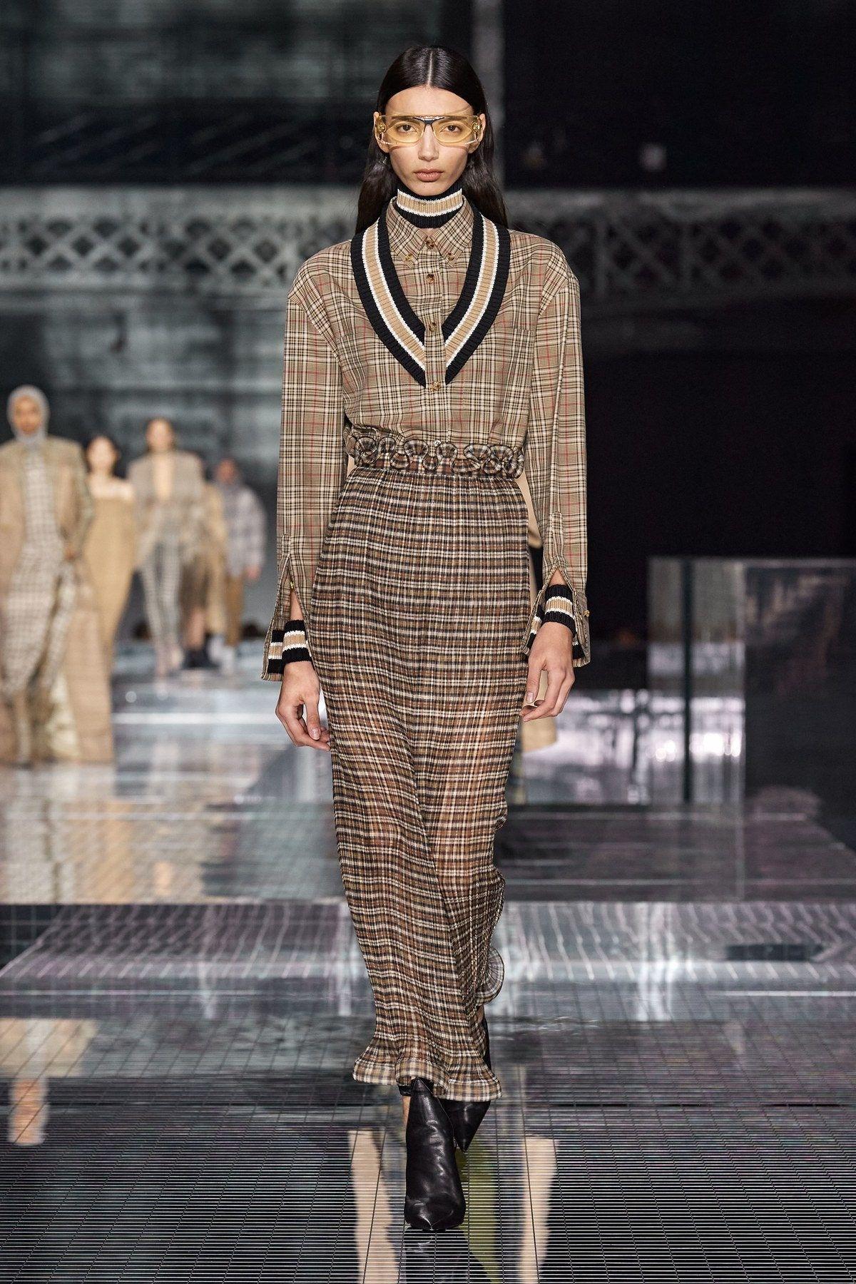 Burberry Fall 2020 Menswear Fashion Show