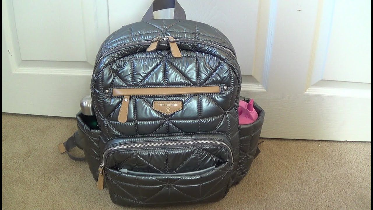 18efe21711be TWELVElittle Companion Backpack  Review and What s in My Bag ...