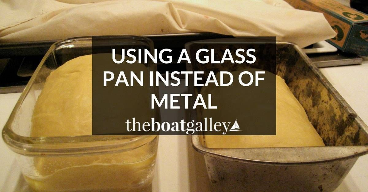 Using A Glass Pan Instead Of Metal Glass Pan Glass Baking Pan