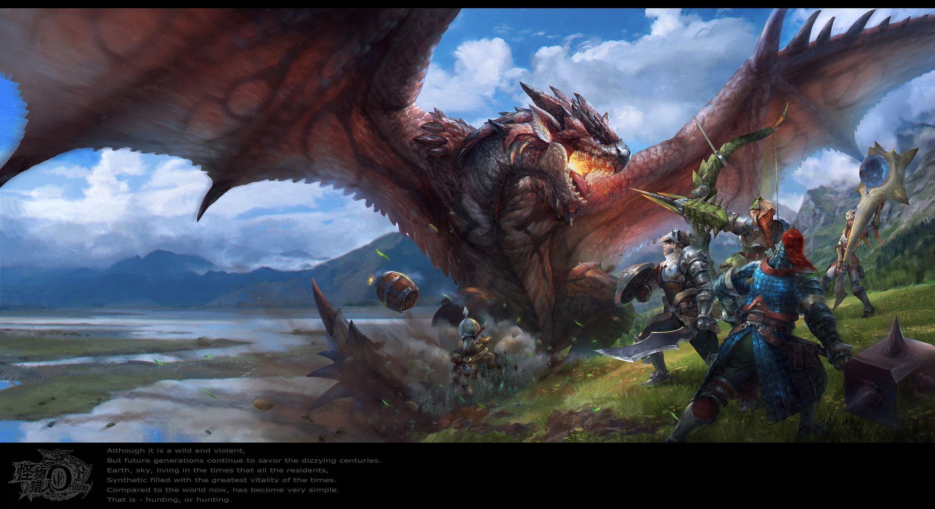 Monster Hunter Legends おしゃれまとめの人気アイデア Pinterest Lisa 壁紙アート モンスターデザイン モンスターハンター