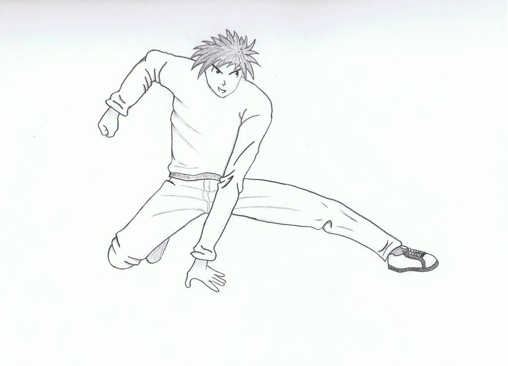 Anime Fighting Sketch Poses Fighting Drawing Sketch Poses Girl Fights