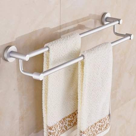 Hotel By K Bros Co Generic 24inch Alumimum Double 2 Bars Wall