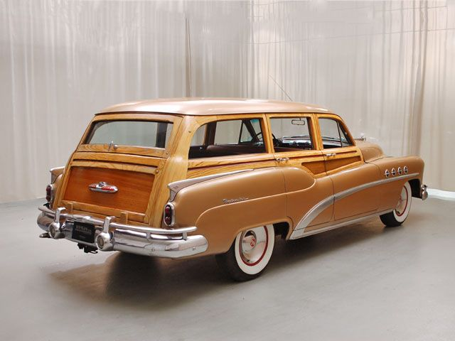 1952 Buick Roadmaster Station Wagon ★。☆。JpM ENTERTAINMENT ☆。★。