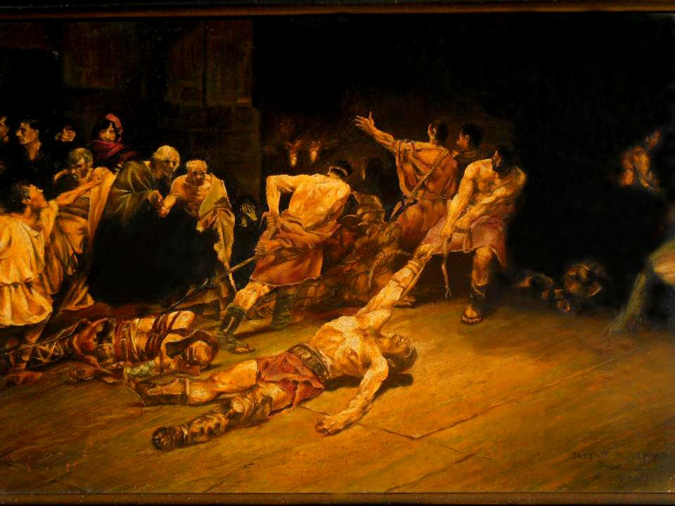 filipino people and juan luna surprise Museum of the filipino people  spoliarium is a latin word  the spoliarium is the most valuable oil-on-canvas painting by juan luna, a filipino.
