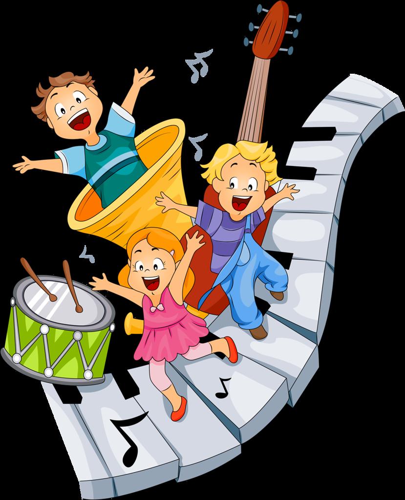 Музыка с картинками для детей