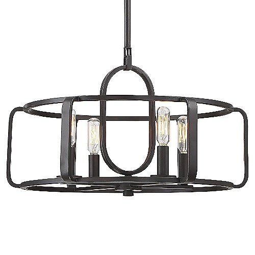 Santina Pendant Semi Flushmount Entryway Light Fixtures Foyer