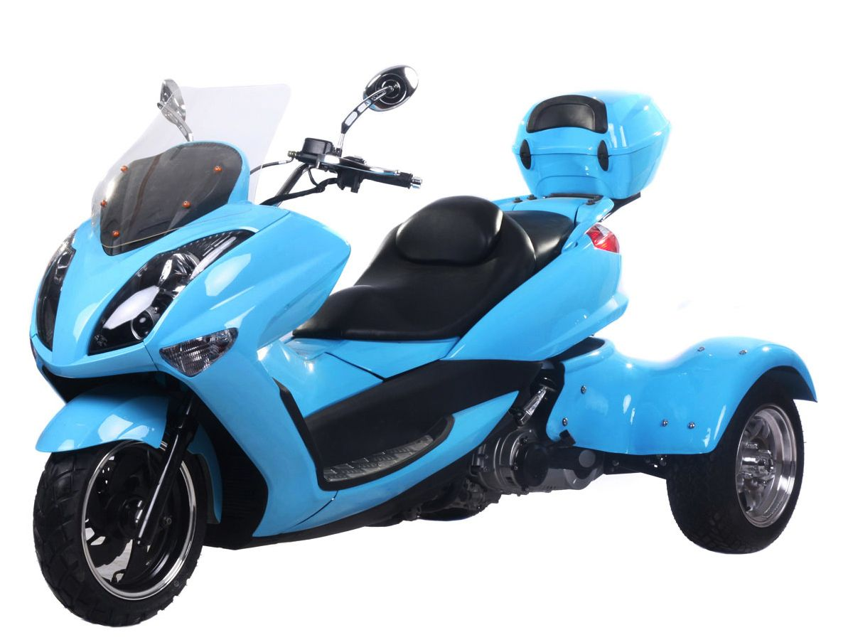 Tri005 300cc Trike Automatic With Reverse Water Cooled
