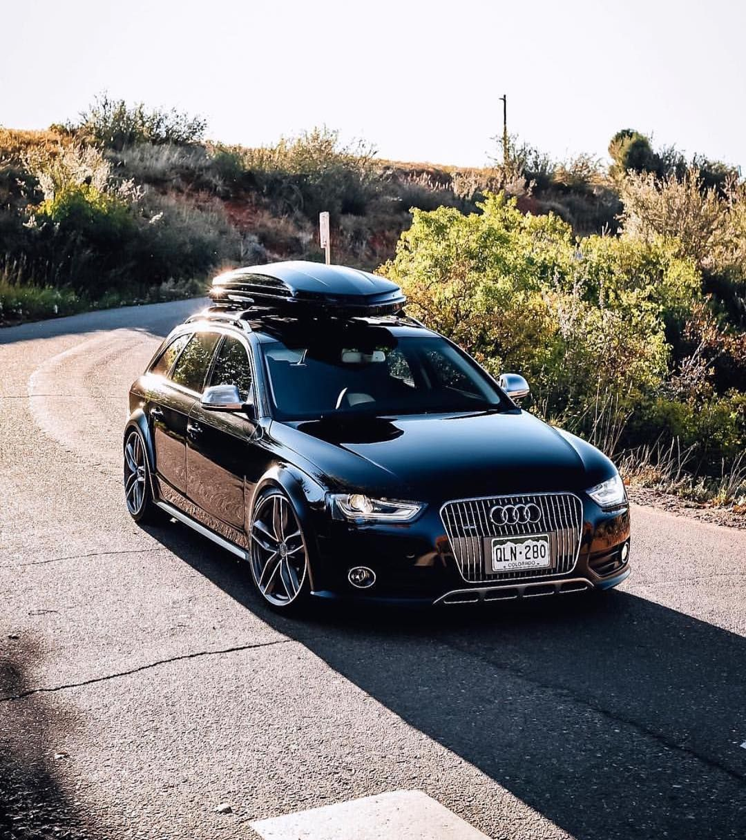 "Audi_Bahn on Instagram: ""One of the coolest Allroads out there!? What do you think �� . �-> @sfavant �-> @lowxjosh #audi #allroad #b8 #avant #audiallroad…"""