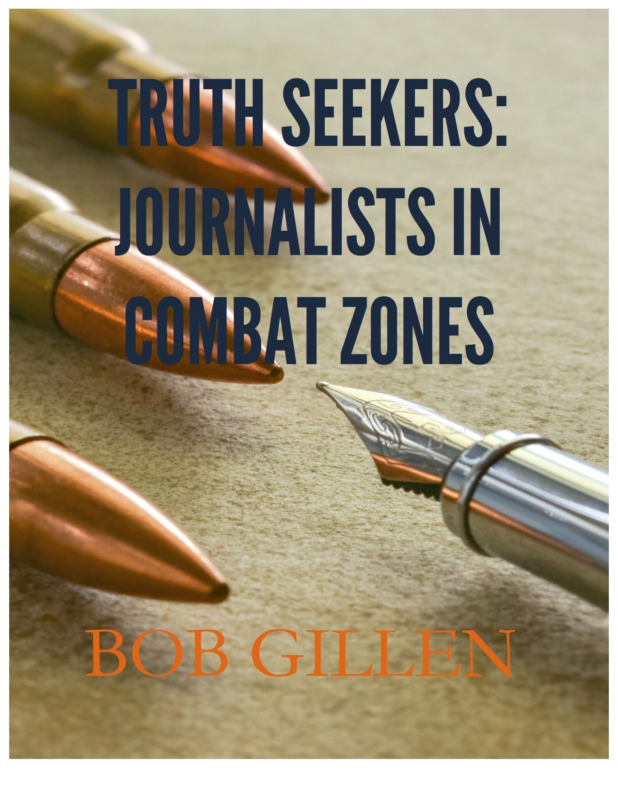 Journalists In Combat And Civil Unrest Provide A Voice For
