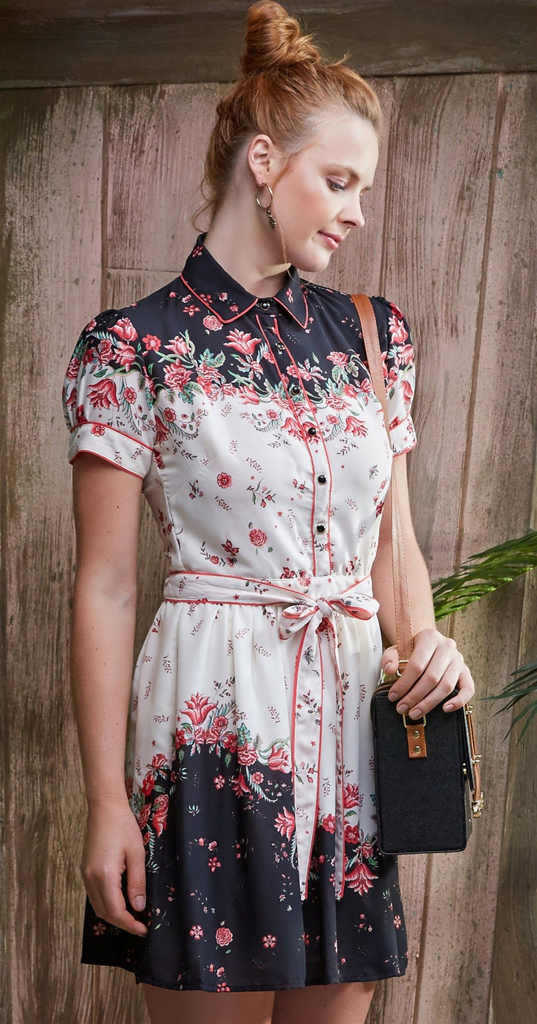 889fd57213b Só na Antix Store você encontra Vestido Mini Rosas com exclusividade na  internet