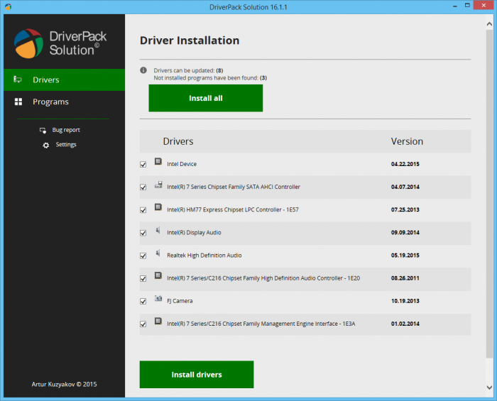 download driverpack solution free