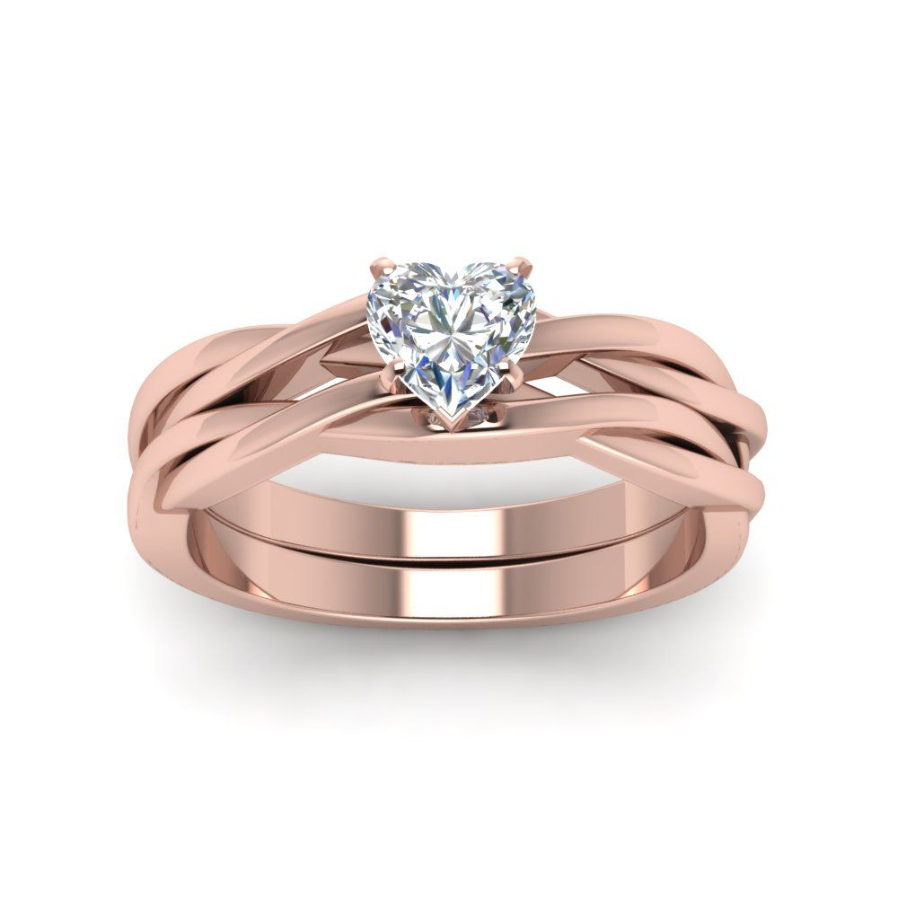 Fascinating Diamonds Heart Shaped Diamond Wedding Rings Heart Shaped Diamond Heart Wedding Rings