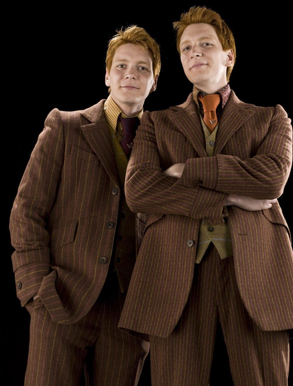 Happy Birthday Harry Potter Twins George Weasley Fred And George Weasley