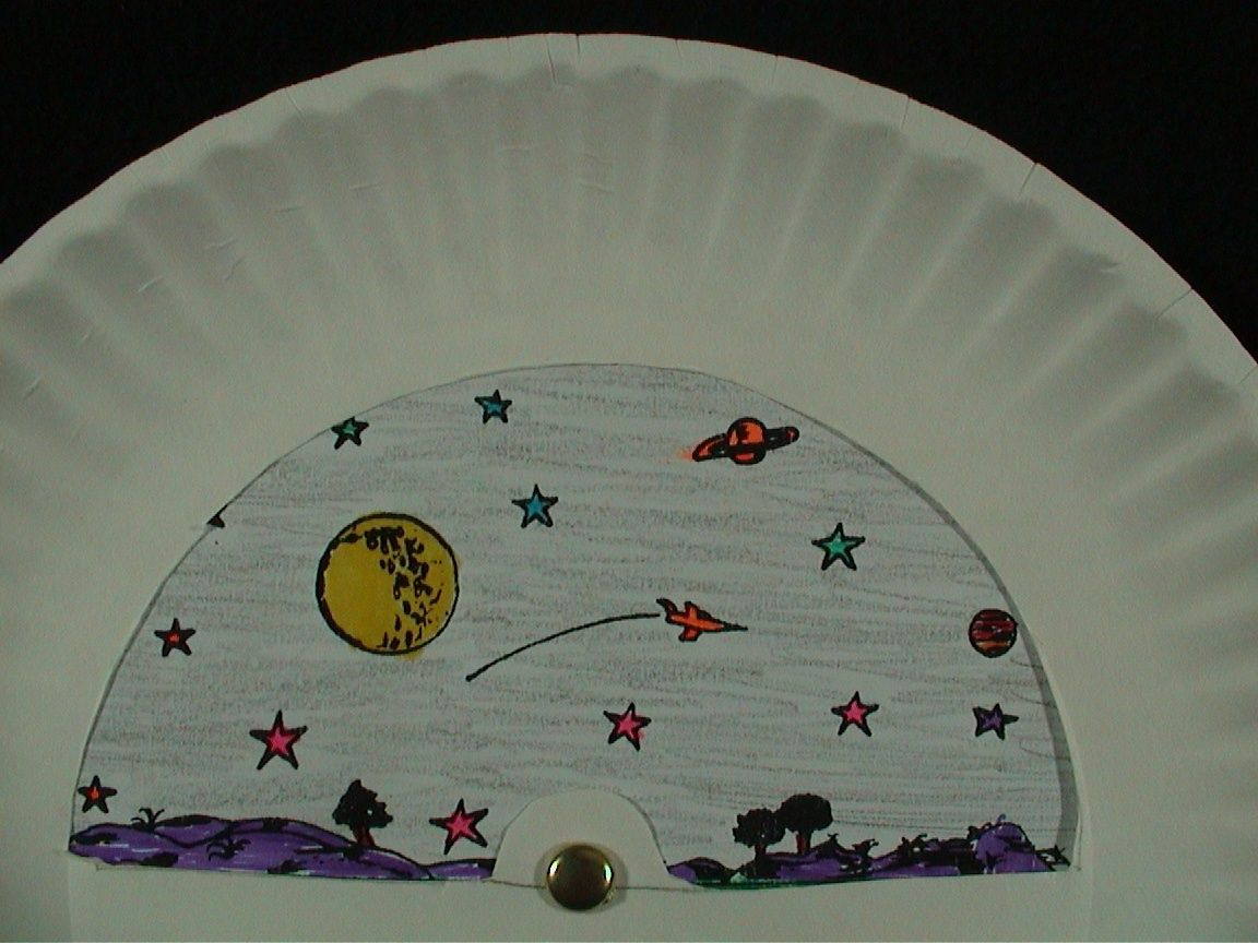 Paper plate science! This website has lots of free ideas promoting the educational value of paper plates!