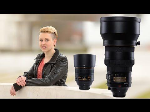 Nikon 200mm F2 Vr Vs Nikon 85mm F1 4 G Nikon Photography Reference Youtube