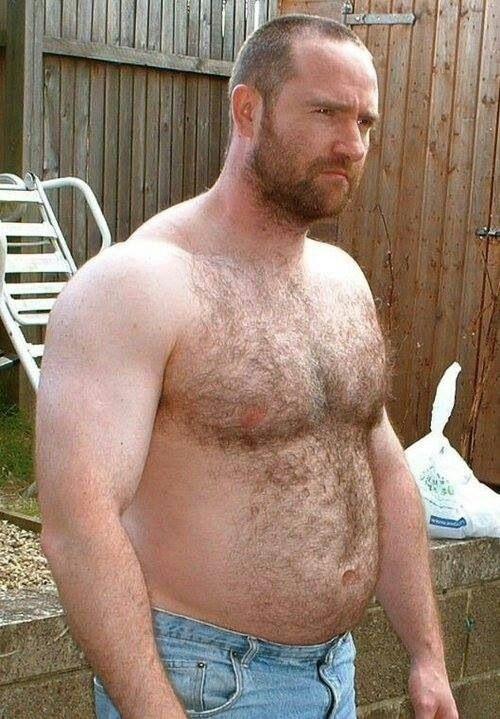 Muscle Woof On Instagram Bears: Hairy Muscle Daddy. Beards. Men. Woof!