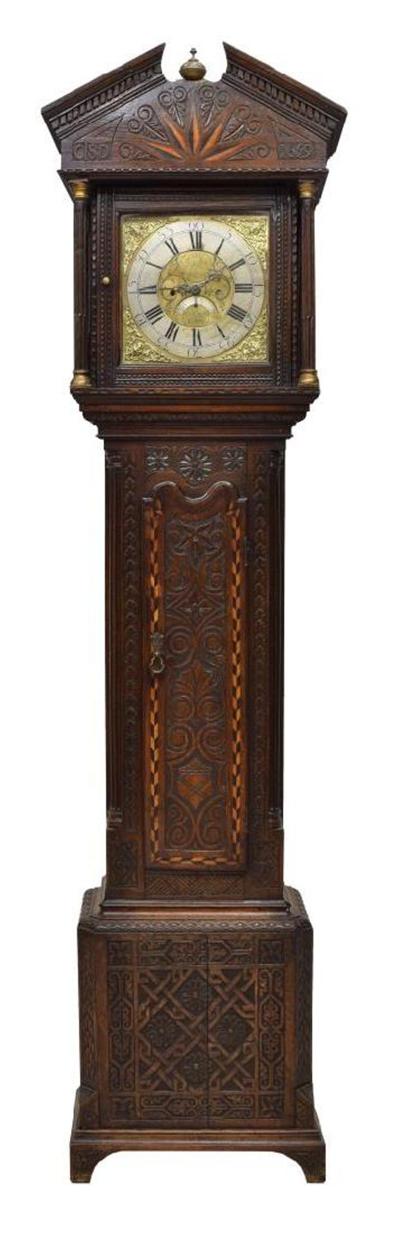 dating english longcase clocks