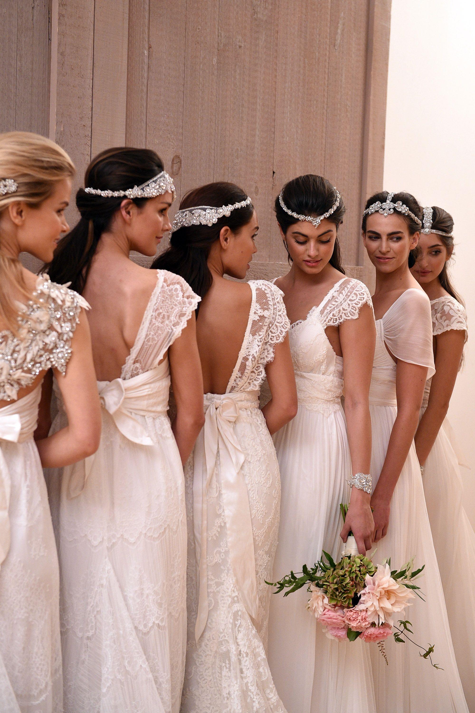 Photo of Anna Campbell New York Bridal Week Runway Show 2015 www.anna…