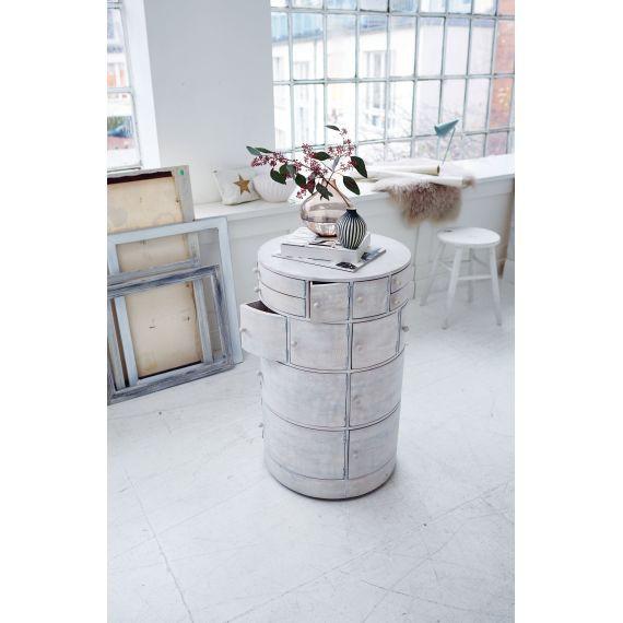 kommode rund mit rollen impressionen m bel furniture showroom pinterest showroom. Black Bedroom Furniture Sets. Home Design Ideas