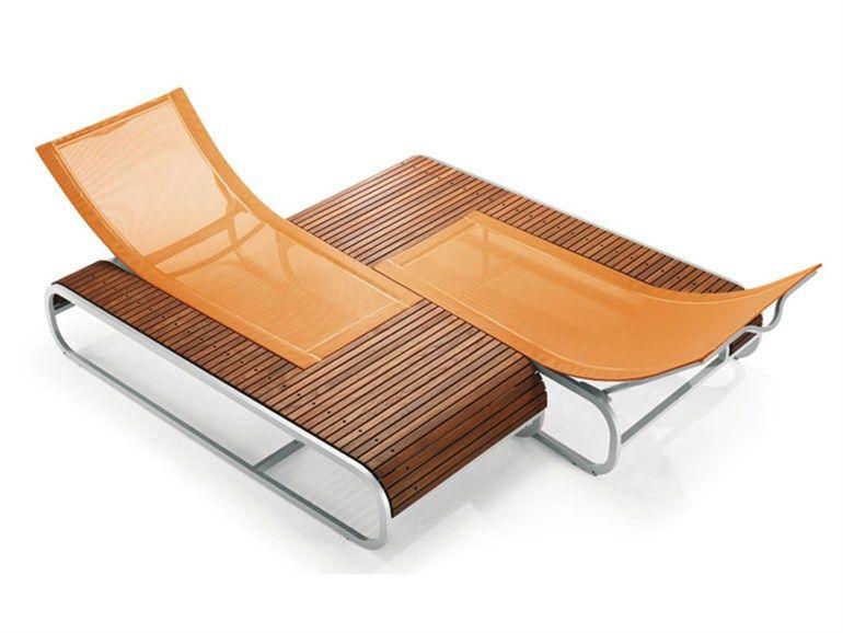 Schön Moderne Liegestühle   Patio Idee
