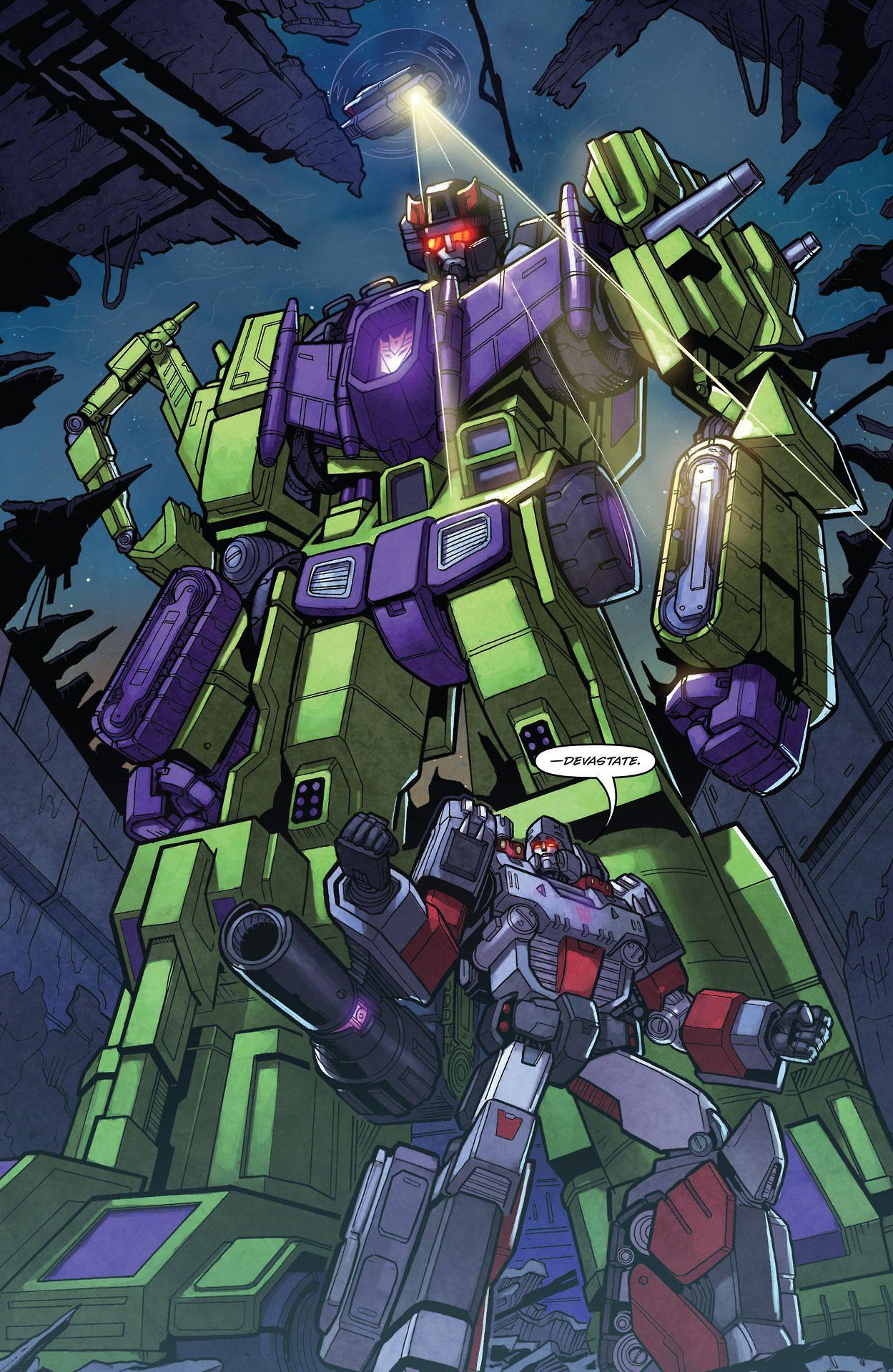 Devastate Transformers Decepticons Transformers Transformers