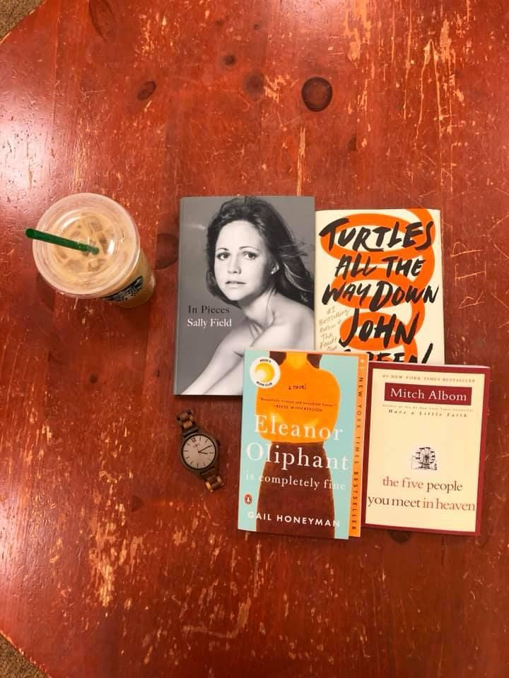 February favorites inspirational books to read