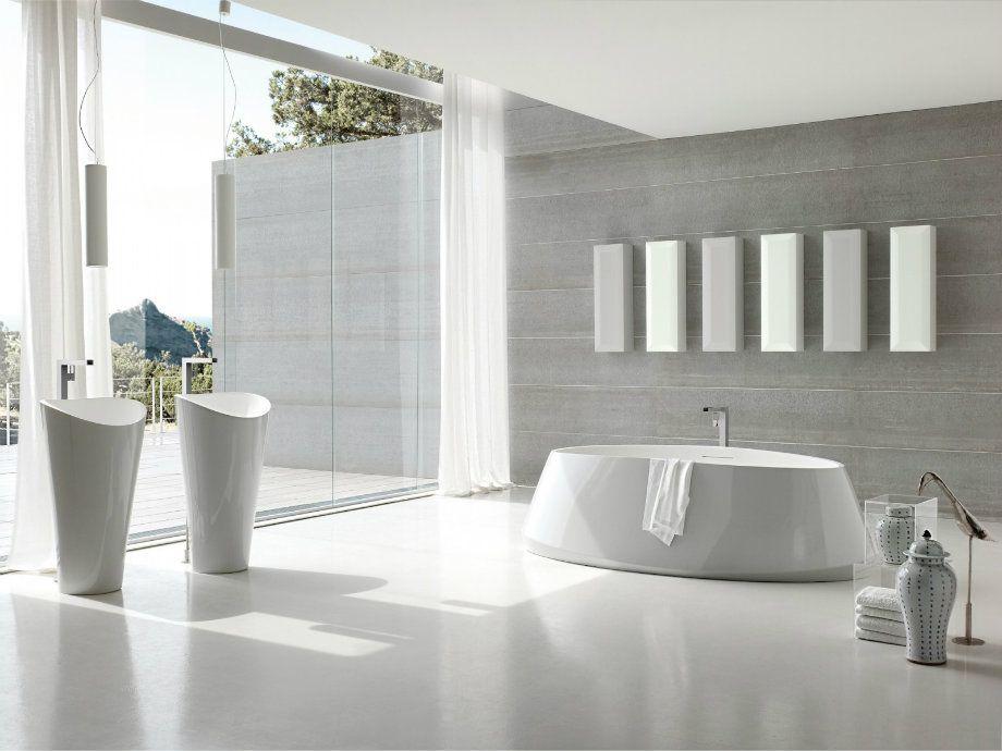 Badezimmer-Designs Ideen für das Badezimmer Dekorieren High-Tech