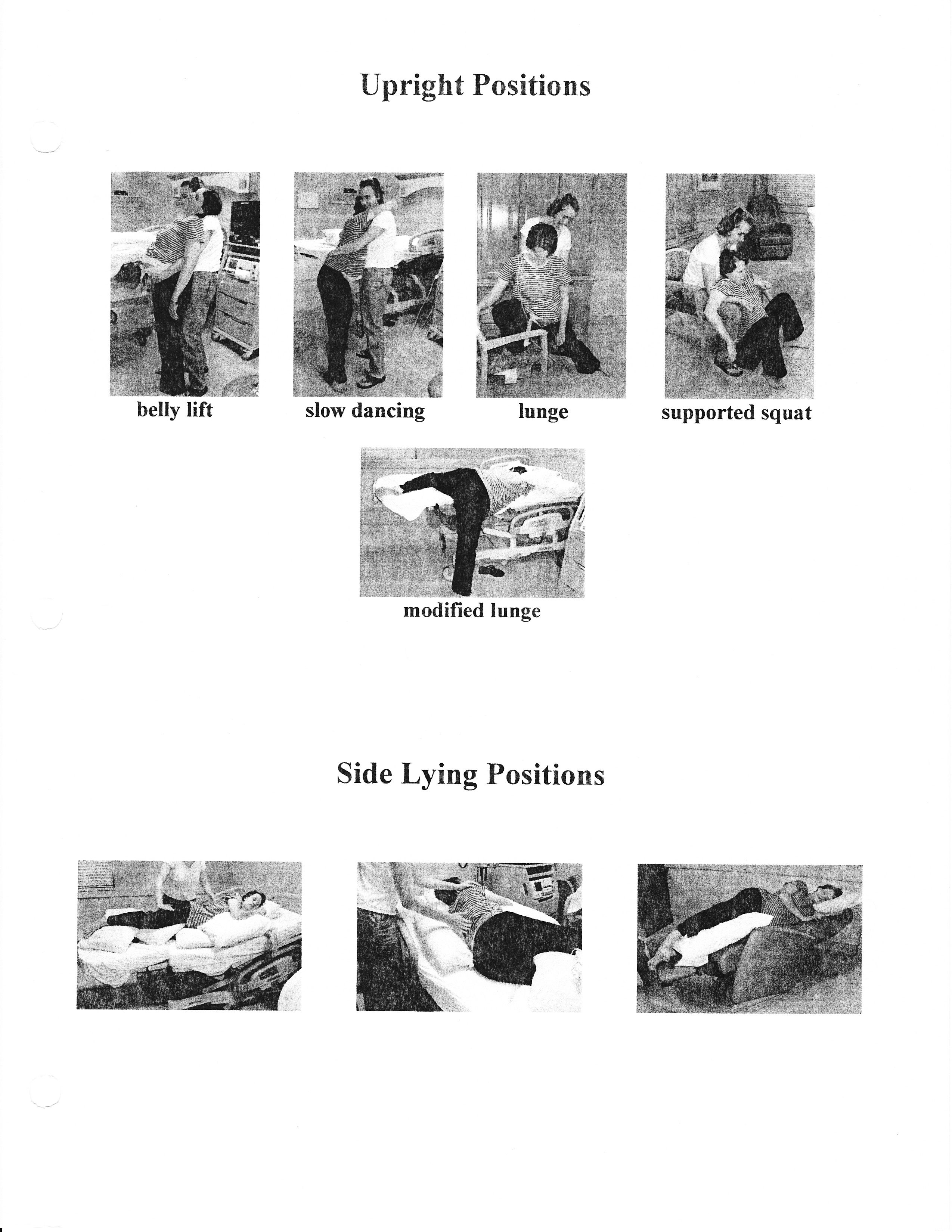 Labor Positions 2 With Images