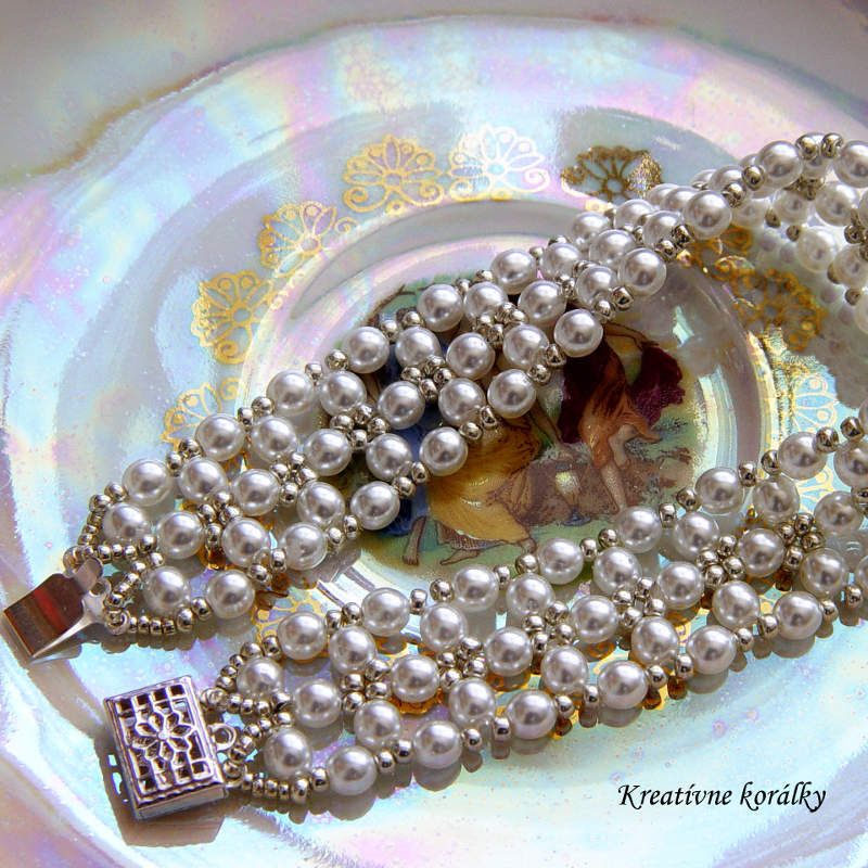 RAW with pearls