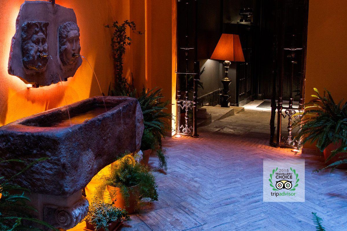 Casa del Poeta Hotel Boutique Sevilla con encanto en el