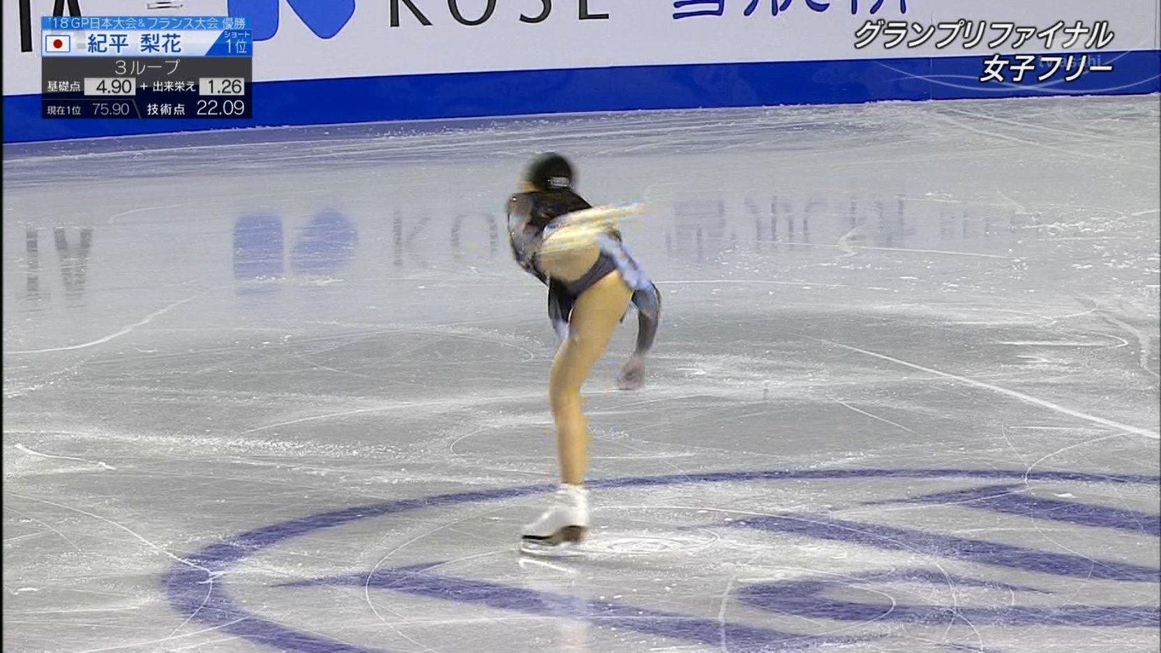 紀平りかアイコラ フィギュアスケート選手 紀平梨花(きひらりか) の過激なアイコラ ...
