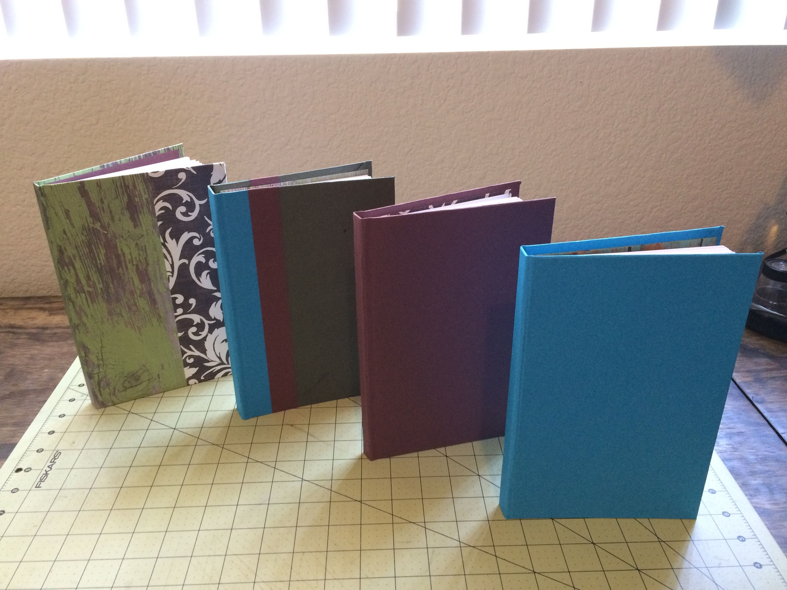 DIY Book Binding Book binding diy, Diy book, Book binding