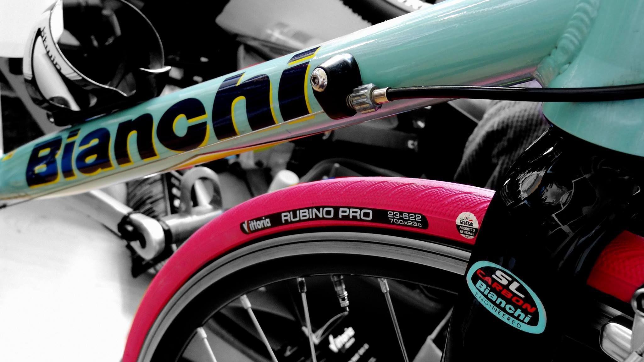 Vittoria Rubino Pro Pink Special Edition Giro d'Italia