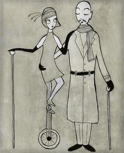 Circus Couple