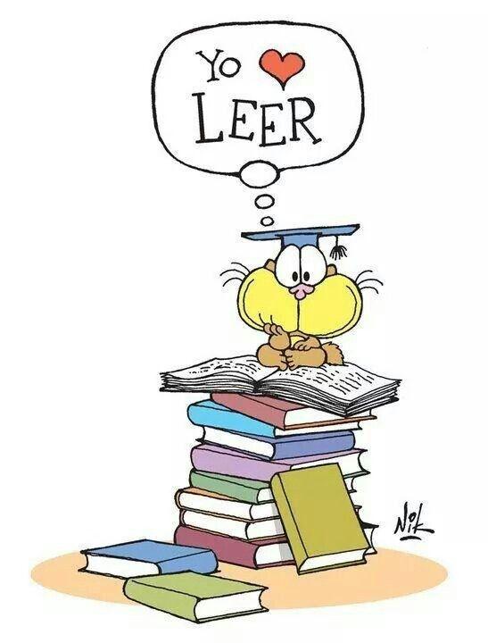Yo Amo Leer Carteles De Lectura Animacion A La Lectura Gaturro