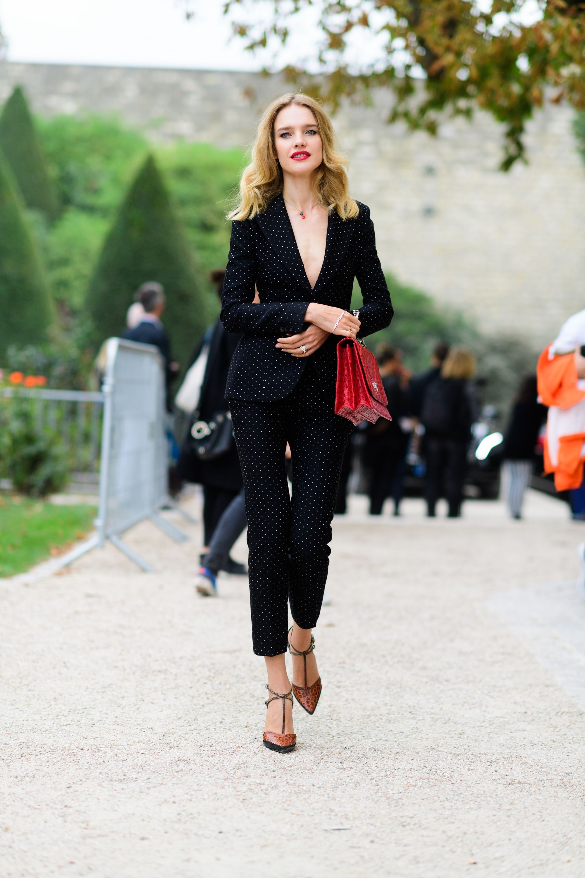 43eab4f4c5b3 The Best Street Style from Paris Fashion Week