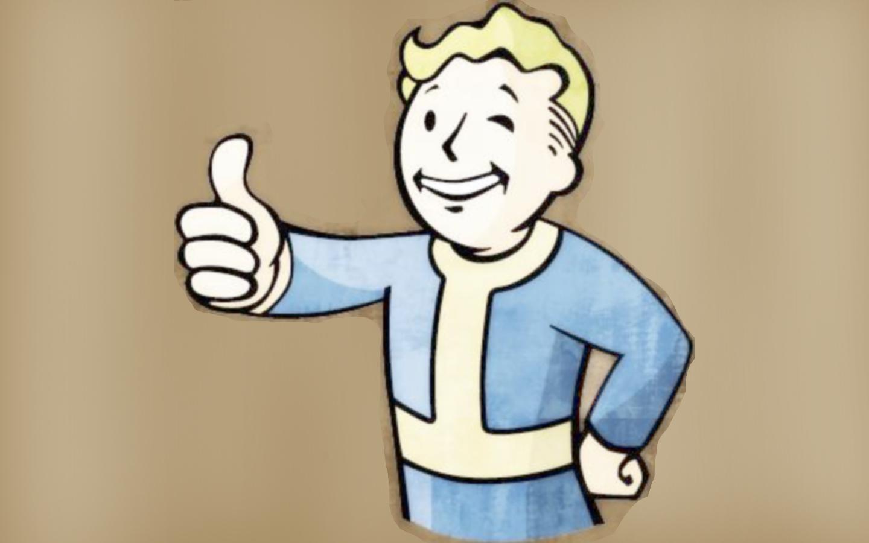 Propaganda Fallout Image Vault Boy Fallout Vault Boy Fallout 3 Wallpaper