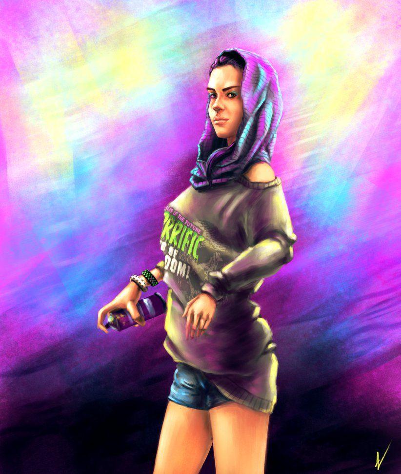 Sitara By NgenoART.deviantart.com On