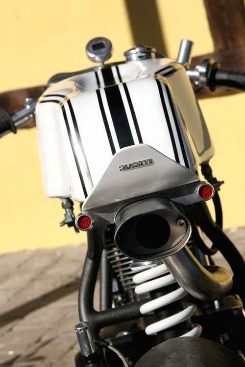 Ducati Cafe Brat.