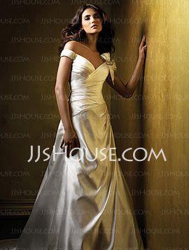 Brautkleid meerjungfrau breite huften