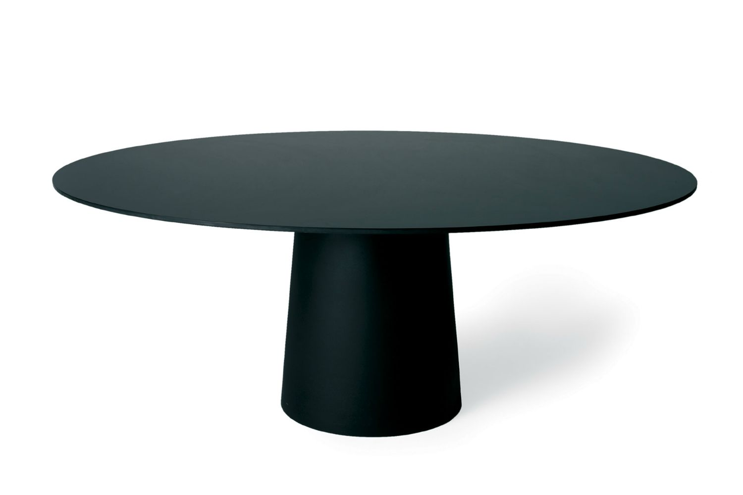 Container Table HPL Round 160cm by Marcel Wanders for Moooi - | Space Furniture | Space Furniture