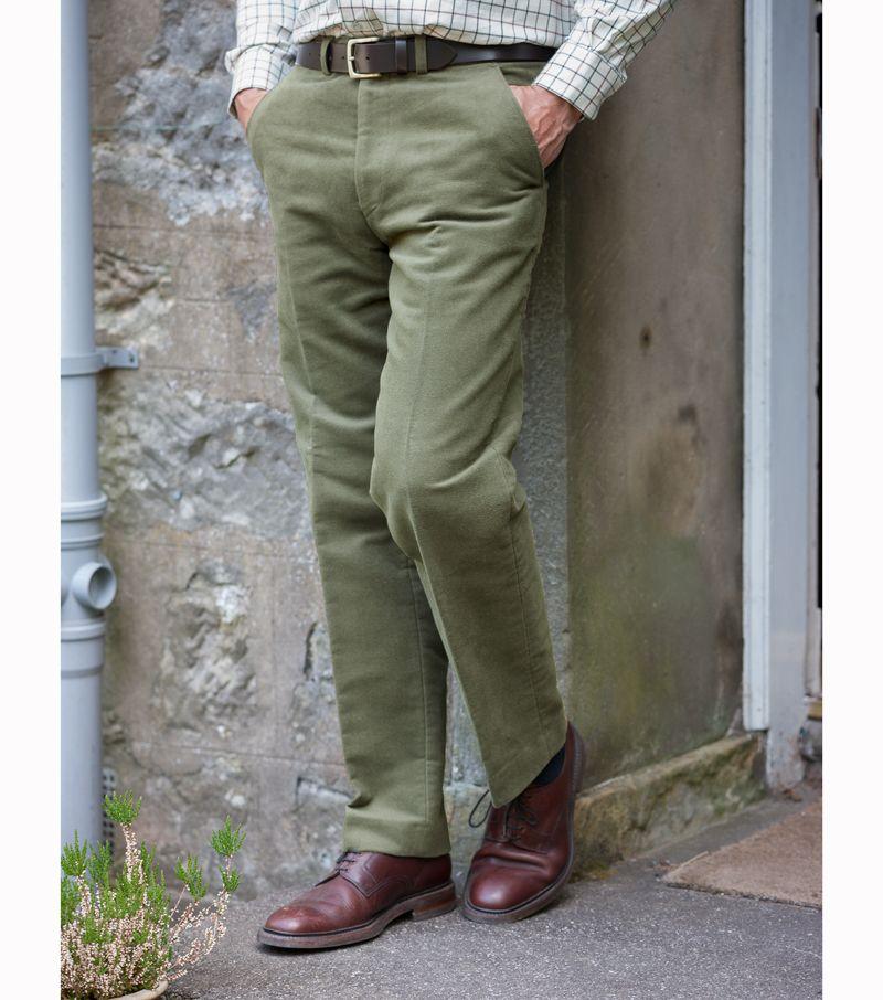 dfcd6175b71e1 Hoggs Moleskin Trousers in 2019 | Trousers | Cord trousers, Trousers ...