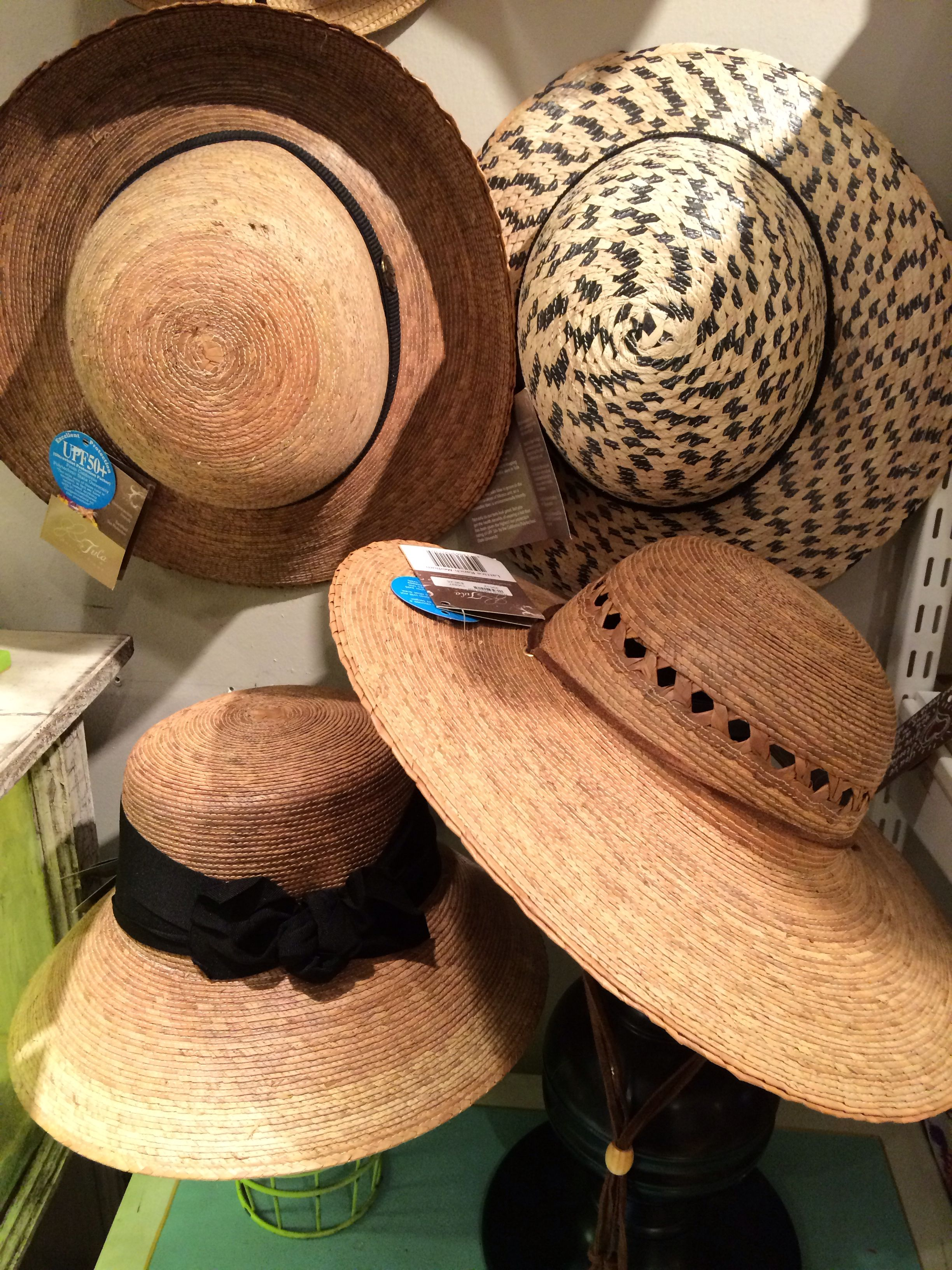 811b1aab Tula hats! Get ready for summer! | The Bungalow : Home & Garden ...