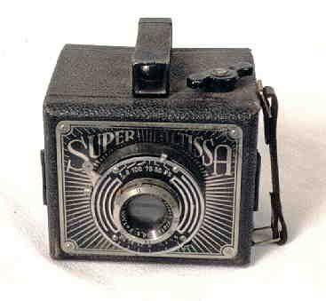 super altissa (c. 1938)  #photography #camera #superaltissa #altissa #historyofphotography
