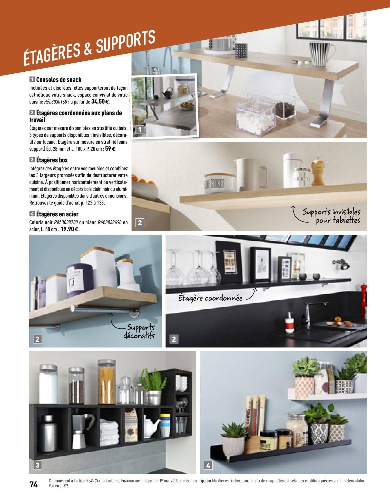 Catalogue Prospectus Pub Lapeyre 05 03 2018 28 04 2018 Vos Promos Fr Lapeyre Etagere Sur Mesure Mobilier De Salon