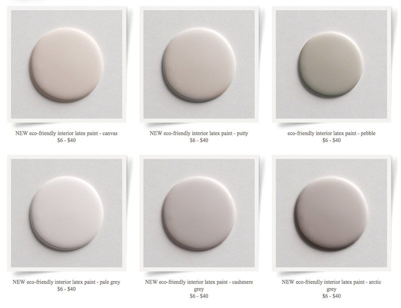 New Restoration Hardware Paint Colors More