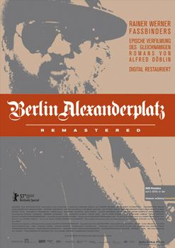 Berlin Alexander Platz Berlin Film Iconic Movie Posters